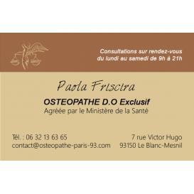 Recrutement médical Ostéopathe - Annonce médicale gratuite de Remplacement (libéral) - Le Blanc-Mesnil, Seine-Saint-Denis