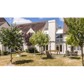 détail de l'image de l'établissement Maison de retraite Le Domaine de Jallemain