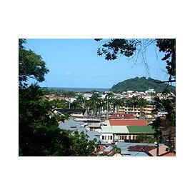 détail de l'image de l'établissement Maison médicale à Cayenne