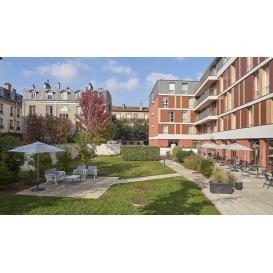 détail de l'image de l'établissement Résidence de Longchamp - Saint-Cloud