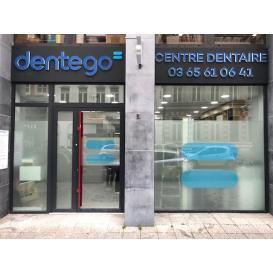 détail de l'image de l'établissement Dentego Lyon 3 part dieu
