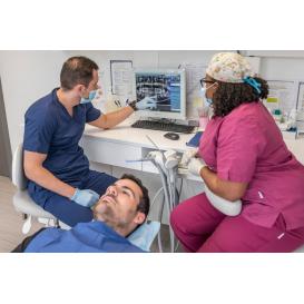 détail de l'image de l'établissement Centre dentaire Davout