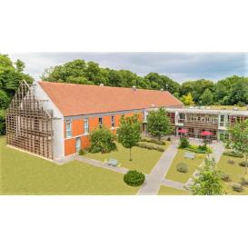 détail de l'image de l'établissement Les Jardins Medicis - Esches