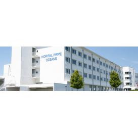 détail de l'image de l'établissement Hôpital Privé Océane (Vannes)