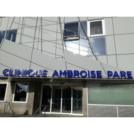 détail de l'image de l'établissement Clinique Ambroise Paré (Nancy)