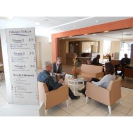 détail de l'image de l'établissement Clinique Le Mélezet à Montpellier