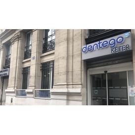 détail de l'image de l'établissement Dentego Gare du Nord / Keter