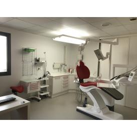 détail de l'image de l'établissement Centre de santé dentaire mutualiste Carvin