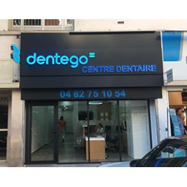 détail de l'image de l'établissement Dentego Marseille