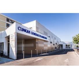 détail de l'image de l'établissement Clinique générale de Marignane