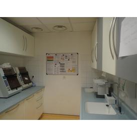 détail de l'image de l'établissement Centre de Santé dentaire Champagnole