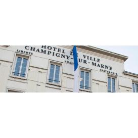 détail de l'image de l'établissement Stand de dépistage - Mairie de Champigny
