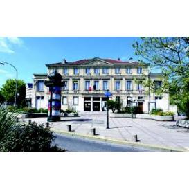 détail de l'image de l'établissement Stand de dépistage - Mairie Romainville